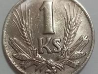 1 koruna 1941 SŠ