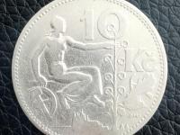 10 Kč 1930