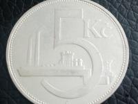 5 Kč 1930
