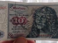 10 mark 1977 ser. CH
