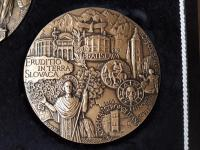 Polonský: Kompletka 3 medailí LF UK