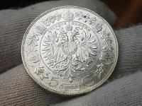 FJ1 5 korona 1900 BZ