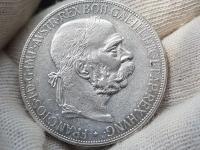 FJ1 5 korona 1907 BZ