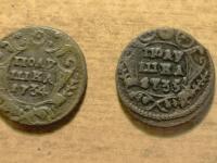 1 Poluška 1734/1735 cárovna Anna Ivanovna - sú pravé ?