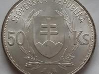 50 korun 1944 Top stav č.1