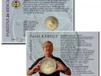 2 euro 2011 V4 coincard - atorská edícia - Ronai