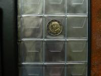 Vreckový album na mince