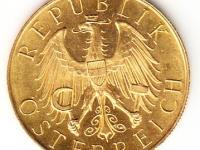 Zlatý 25 Schilling