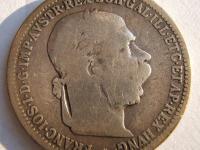 1 Corona FJI, AG 0,835, 5g, 23 mm, 1893