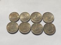 Slovenský Štát mince v krásnom stave