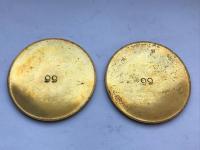 Odrazky dukátov 1978 v original etue