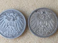 deutsches reichsmark 1905 A a 1914 A
