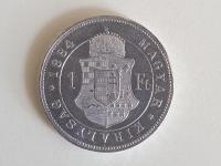 Zlatnik 1884 KB
