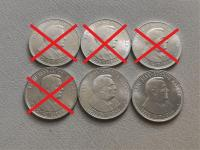 Slovenský Štát strieborné mince 20 a 50 Koruny