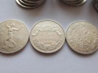 5 koruna 1900 bz, 1900kb, 1848-1908 jubilejní František Josef I