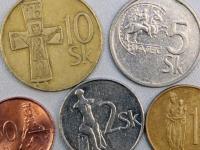 Slovenská koruna 1993 - 2008