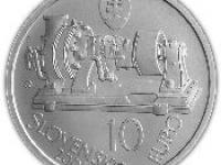 10 eur - Aurel Stodola - 150. výročie narodenia