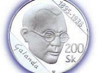 200 Sk k 100. výročiu narodenia Mikuláša Galandu