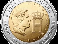 Portrét a monogram Veľkovojvodu Henriho