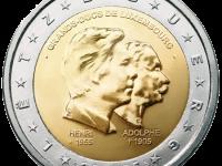 50. narodeniny Veľkovojvodu Henriho, 5. výročie jeho nástupu na trón a 100. výročie smrti Veľkovojvodu Adolfa