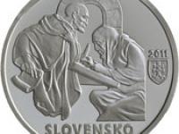 10 eur Zoborské listiny - 900. výročie vzniku prvej z dvoch listín