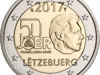 50. výročie dobrovoľnej vojenskej služby v Luxembursku