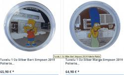 sB & mM Simpsons