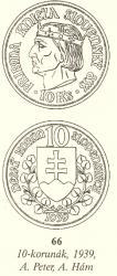 NEVYDANÁ 10 Ks 1939